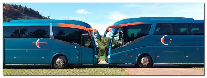 La Empresa-Alquiler de autocares Bilbao